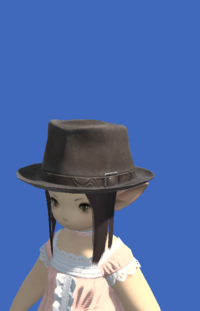 Model-Aesthete's Hat of Gathering-Female-Lalafell.png