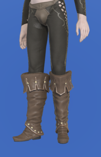 Model-Dodore Boots-Male-Elezen.png