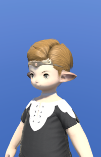 Model-Aetherial Electrum Circlet (Amber)-Male-Lalafell.png
