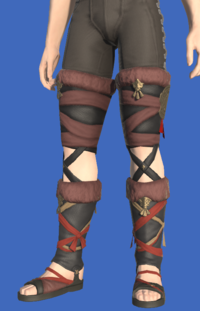 Model-Ala Mhigan Sandals of Scouting-Male-Hyur.png