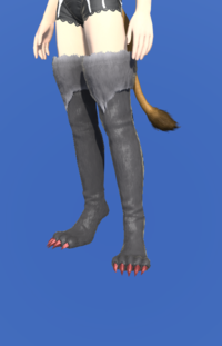 Model-Werewolf Legs-Female-Miqote.png