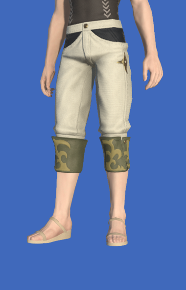 Model-Bloodhempen Trousers of Gathering-Male-Hyur.png