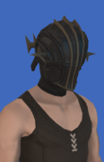 Model-Replica Sky Pirate's Helm of Maiming-Male-Hyur.png