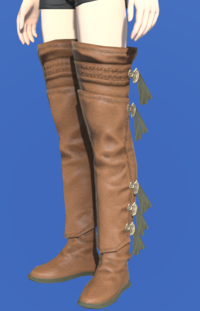 Model-Archaeoskin Jackboots of Gathering-Female-Hyur.png