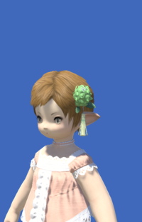 Model-Green Hydrangea Corsage-Female-Lalafell.png