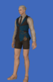 Model-Valentione Forget-me-not Waistcoat-Male-Hyur.png
