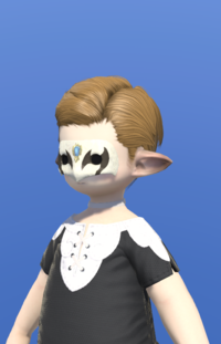 Model-Hallowed Chestnut Mask of Healing-Male-Lalafell.png