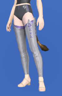 Model-Serpentskin Tights of Casting-Female-Miqote.png