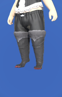 Model-Werewolf Legs-Female-Lalafell.png
