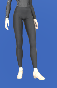 Model-Aetherial Linen Tights-Female-Elezen.png