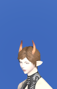 Model-Catoblepas Horns-Female-Elezen.png