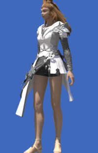 Model-Direwolf Tabard of Aiming-Female-Viera.png