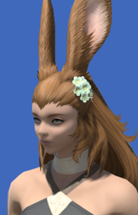Model-Green Cherry Blossom Corsage-Female-Viera.png