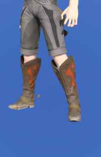 Model-Gyuki Leather Boots of Gathering-Male-Miqote.png