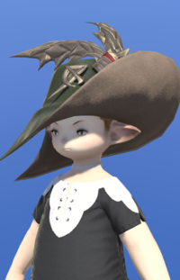 Model-Orthodox Tricorne of Scouting-Male-Lalafell.png