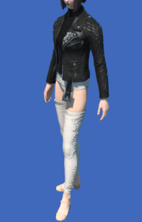 Model-Calfskin Rider's Jacket-Female-Elezen.png