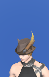 Model-Serge Hat of Healing-Male-Miqote.png
