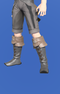 Model-Serpent Sergeant's Moccasins-Male-Miqote.png