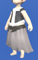 Model-True Linen Skirt of Fending-Female-Lalafell.png