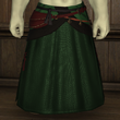 Ruby Cotton Longkilt--huntergreen.png