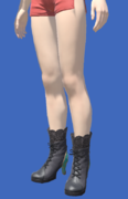 Model-Far Eastern Maiden's Boots-Female-Hyur.png