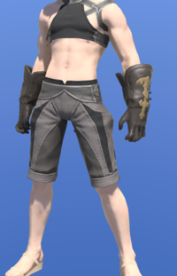 Model-Gyuki Leather Gloves of Gathering-Male-Miqote.png