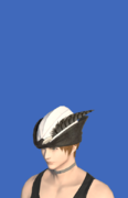 Model-Direwolf Ranger's Hat-Male-Hyur.png