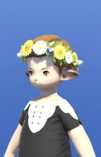 Model-Flower Crown-Male-Lalafell.png