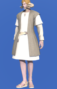 Model-Cotton Kurta-Male-AuRa.png