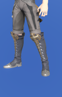 Model-Diamond Boots of Striking-Male-Miqote.png