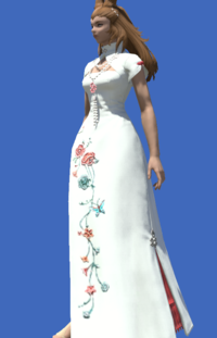 Model-Eastern Socialite's Cheongsam-Female-Viera.png