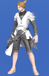 Model-Direwolf Tabard of Aiming-Male-Miqote.png