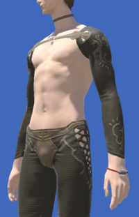 Model-Far Eastern Officer's Armband-Male-Elezen.png
