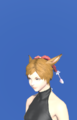 Model-Far Eastern Schoolgirl's Hair Ribbon-Female-Miqote.png