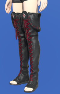 Model-Ghost Barque Open-toed Boots of Scouting-Female-Hyur.png