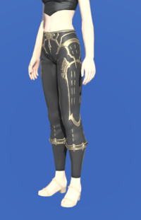 Model-Replica High Allagan Trousers of Maiming-Female-Hyur.png