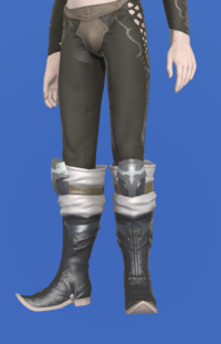 Model-Royal Volunteer's Boots of Scouting-Male-Elezen.png
