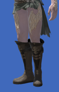 Model-Atrociraptorskin Boots of Crafting-Male-AuRa.png