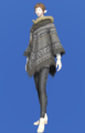 Model-Cashmere Poncho-Female-Elezen.png