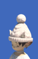 Model-Kupo Knit Cap-Male-Lalafell.png