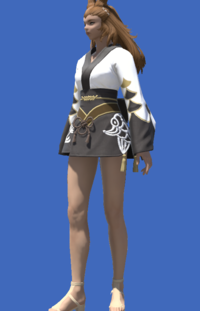 Model-Lady's Yukata (Black)-Female-Viera.png