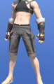 Model-Ala Mhigan Fingerless Gloves of Casting-Male-Miqote.png