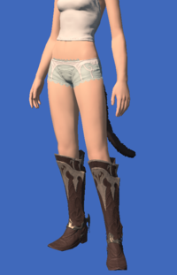 Model-Harlequin's Boots-Female-Miqote.png