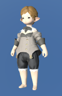 Model-Linen Coatee of Gathering-Female-Lalafell.png