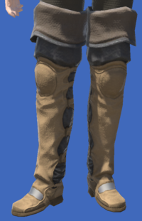 Model-Altered Boarskin Thighboots-Male-Elezen.png