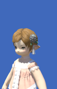 Model-Black Hydrangea Corsage-Female-Lalafell.png