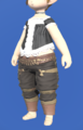 Model-Ala Mhigan Bottoms of Striking-Female-Lalafell.png