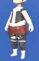 Model-Ala Mhigan Skirt of Casting-Female-Lalafell.png