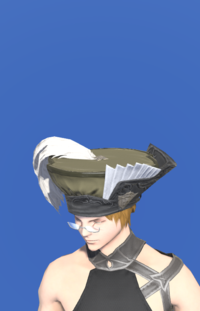Model-Anemos Orator's Mortarboard-Male-Miqote.png