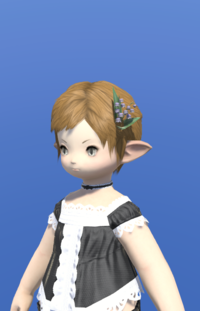 Model-Black Lily of the Valley Corsage-Female-Lalafell.png